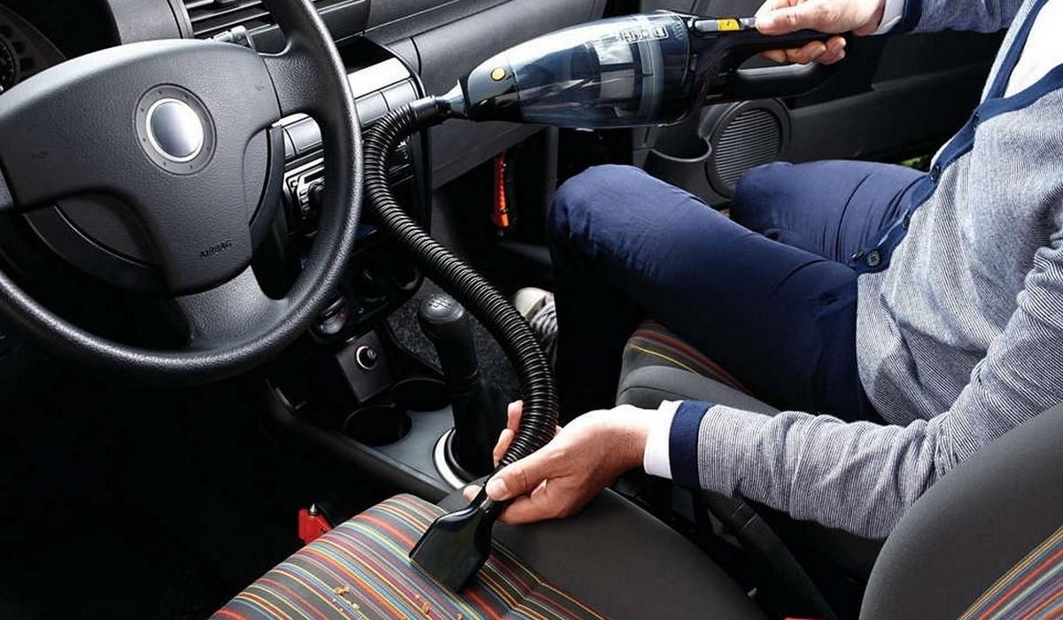 Choisir aspirateur voiture