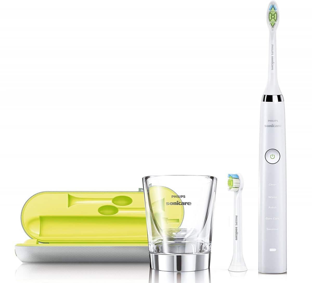 Brosse à dents électrique Philips Sonicare DiamondClean HX9332/04