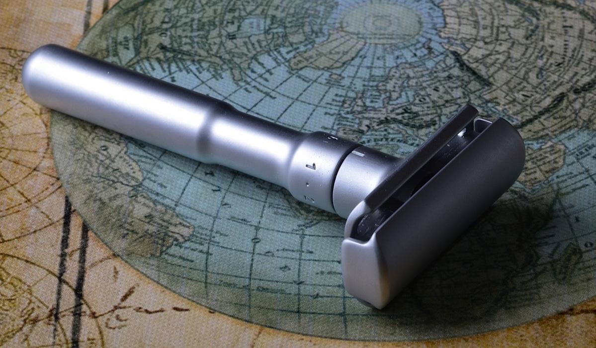 Avis sur le rasoir de sûreté Merkur Futur