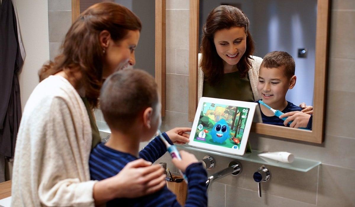 Avis sur la brosse à dents électrique Philips Sonicare for Kids HX6321/03