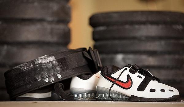 Test des Nike Romaleos 2