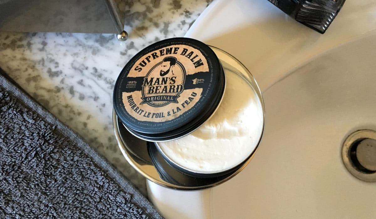 Baume barbe Supreme Balm Man's Beard