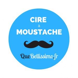 vignette cire à moustache