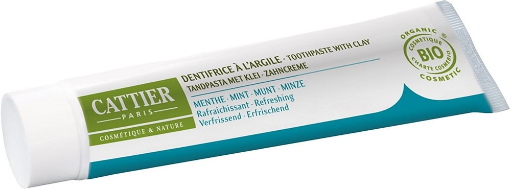 Dentifrice Cattier Dentargile