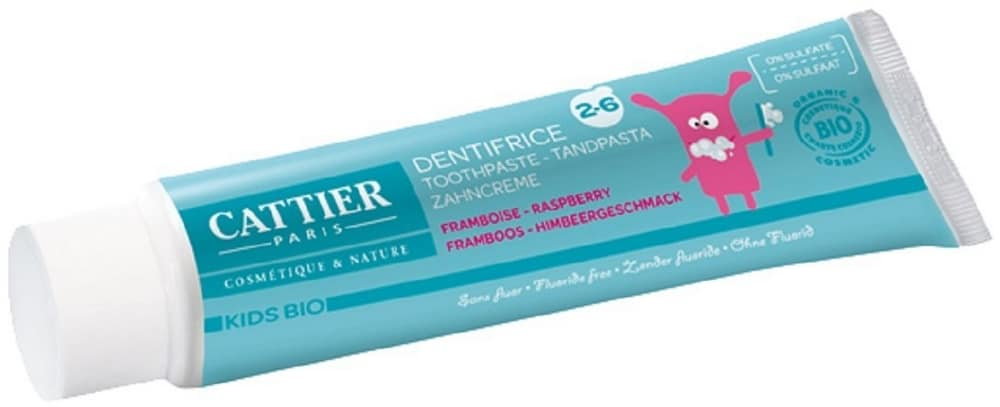Dentifrice Cattier Enfant Bio