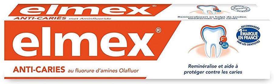 Dentifrice Elmex Anti Caries