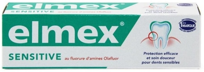 Dentifrice Elmex Sensitive