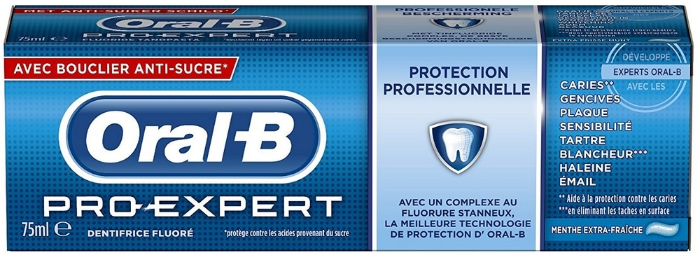 Dentifrice Oral-B Pro Expert Protection Professionnelle