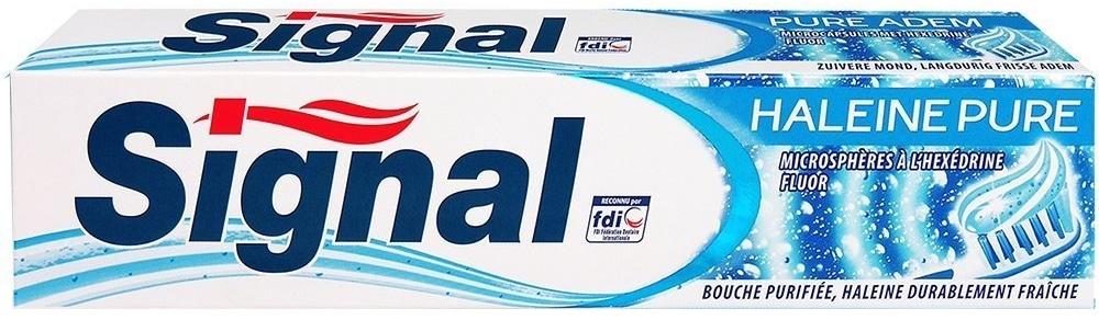 Dentifrice Signal Haleine Pure