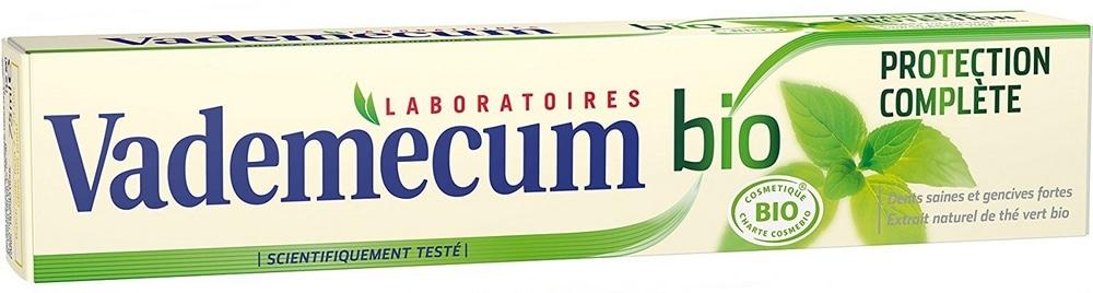 Dentifrice Vademecum Bio Protection Complète