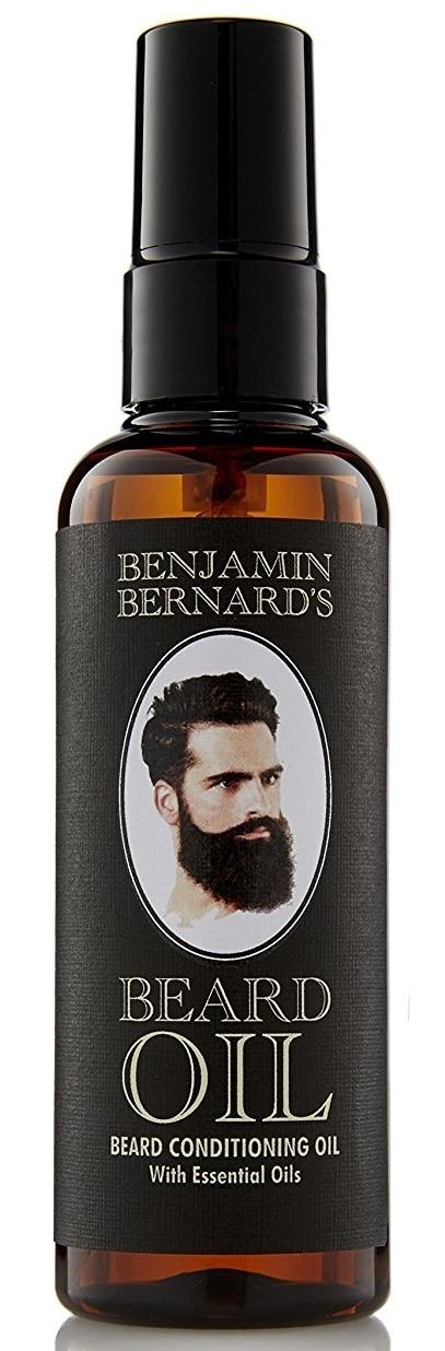 Huile à barbe Benjamin Bernard