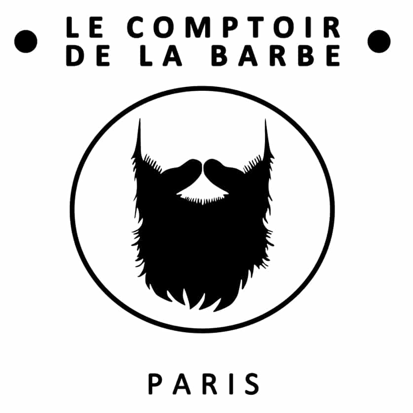 Logo Le Comptoir de la Barbe