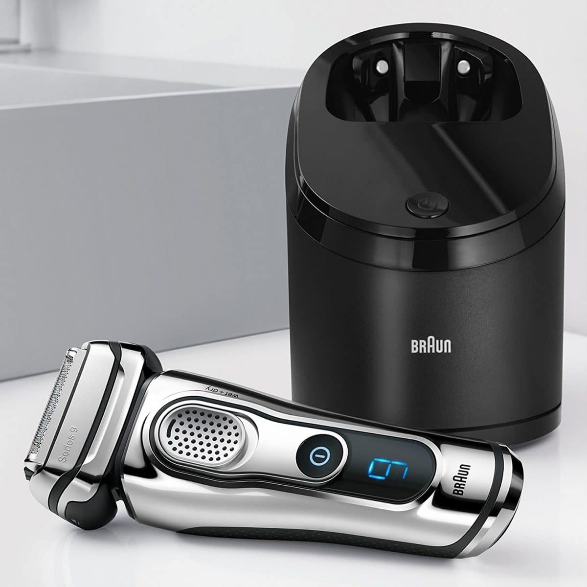 Test du Braun Series 9 9296cc