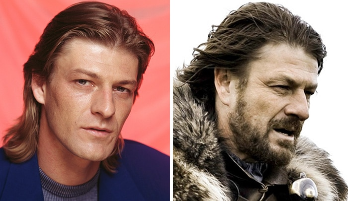 Sean Bean barbe