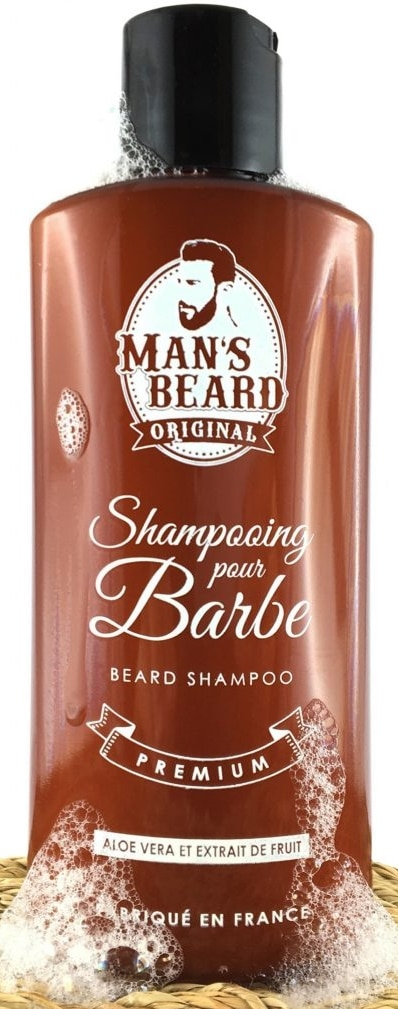 Shampoing pour barbe Man's Beard