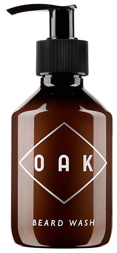 Shampoing pour barbe OAK