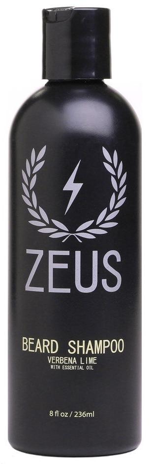 Shampoing pour barbe Zeus