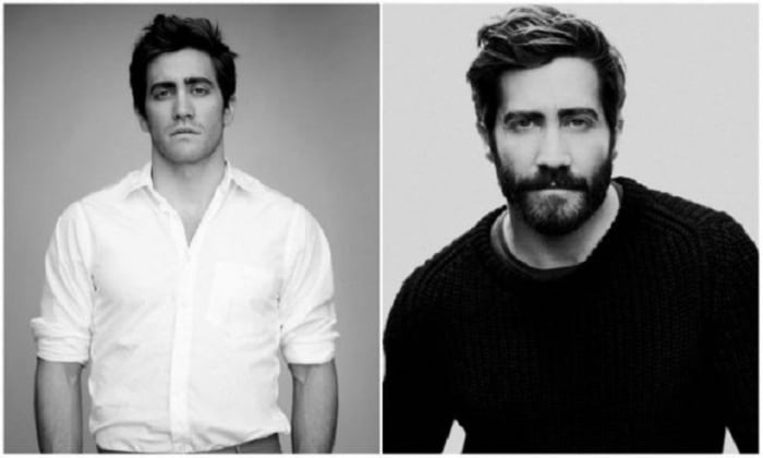 photo barbe Jake Gyllenhaal