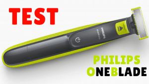 test philips oneblade