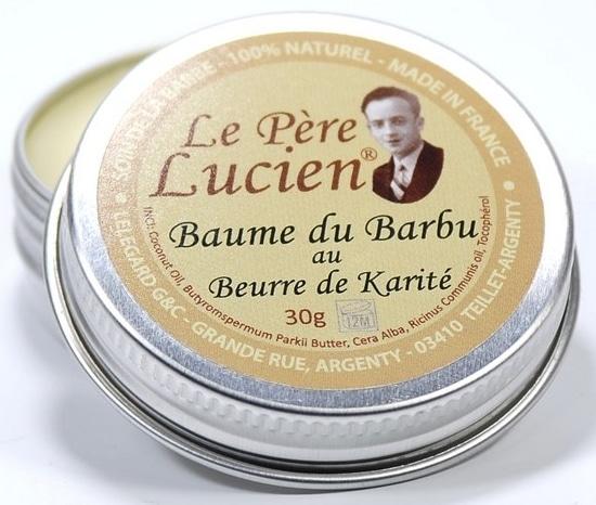 Baume à barbe Le Père Lucien