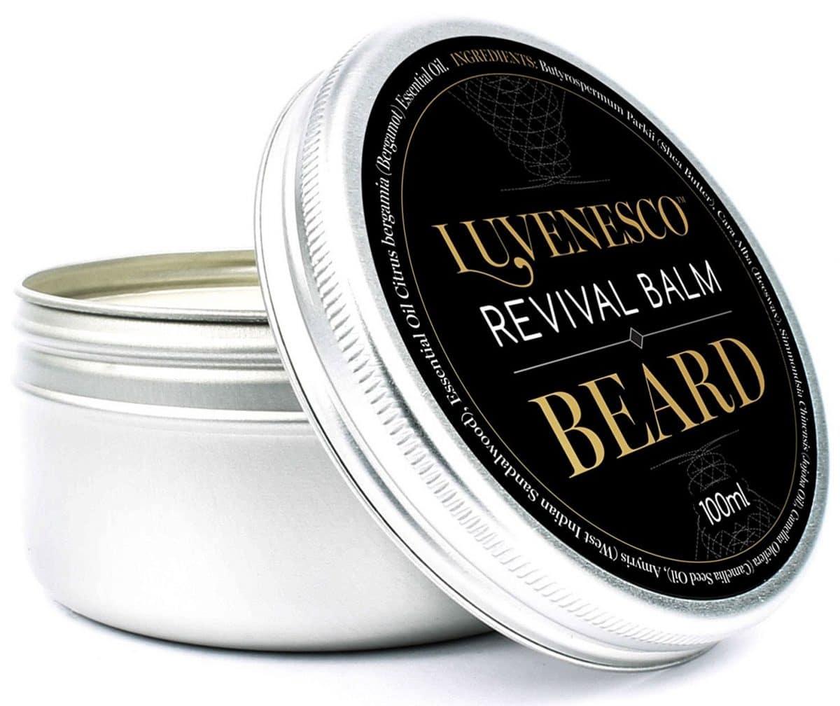 Baume à barbe Luvenesco