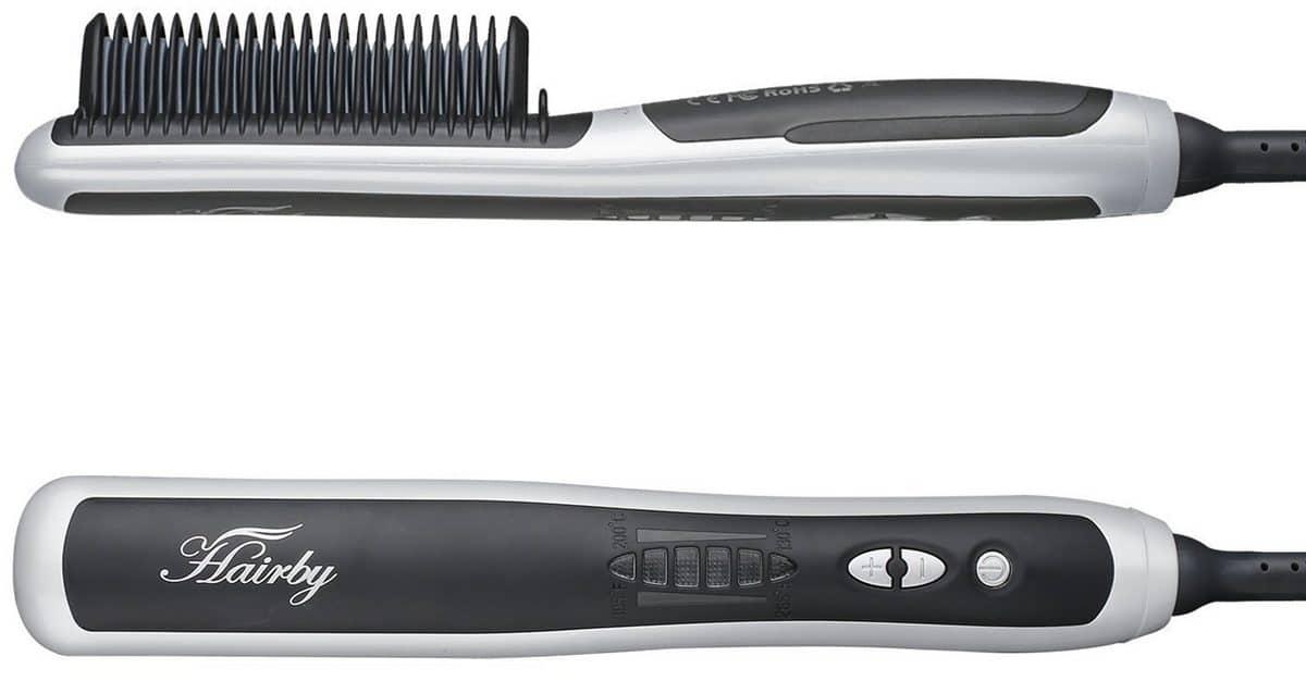 Test de la Hairby