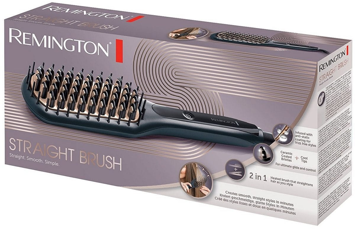 Test de la Remington CB7400