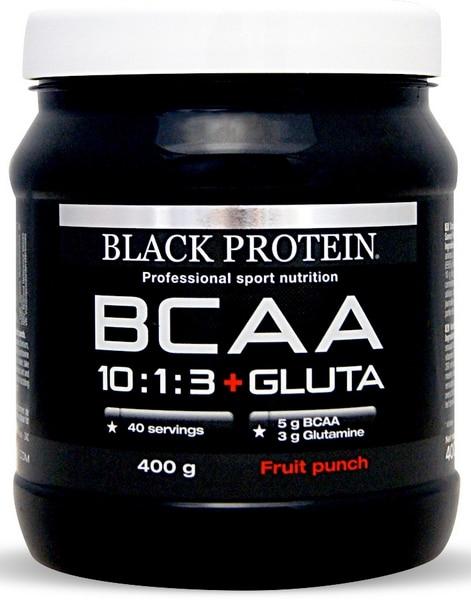 BCAA Black Protein BCAA 10 1 3 et Glutamine