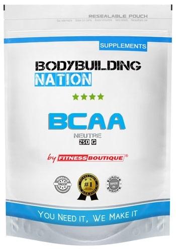 BCAA BodyBuilding Nation BCAA en poudre