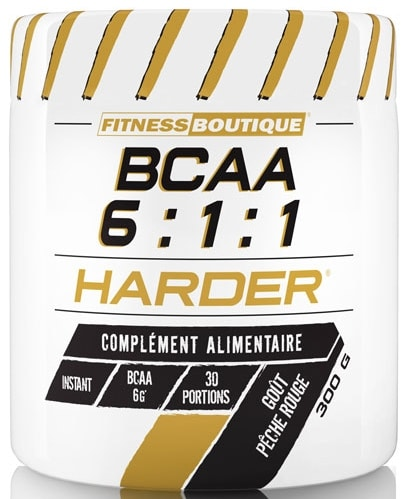 BCAA Harder BCAA 6 1 1