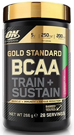 BCAA Optimum Nutrition BCAA Gold Standard Train + Sustain