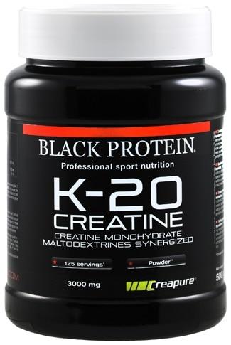 Créatine Black Protein Creatine K 20