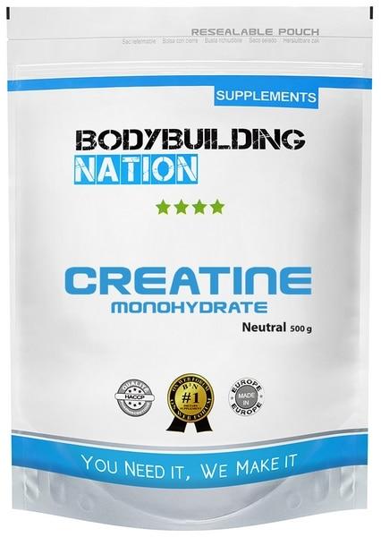 Créatine BodyBuilding Nation créatine