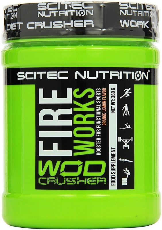 Pre workout Scitec Nutrition Fireworks