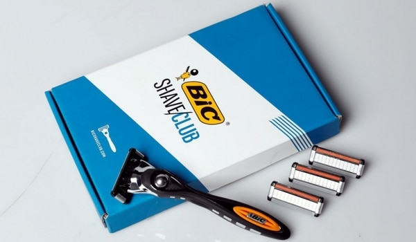 Bic Shave Club concept