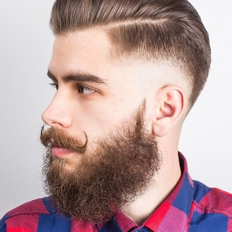 Bien lisser sa barbe