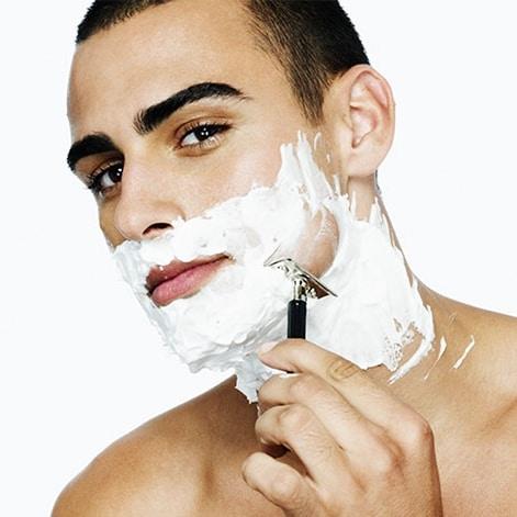 rasoir manuel pour homme