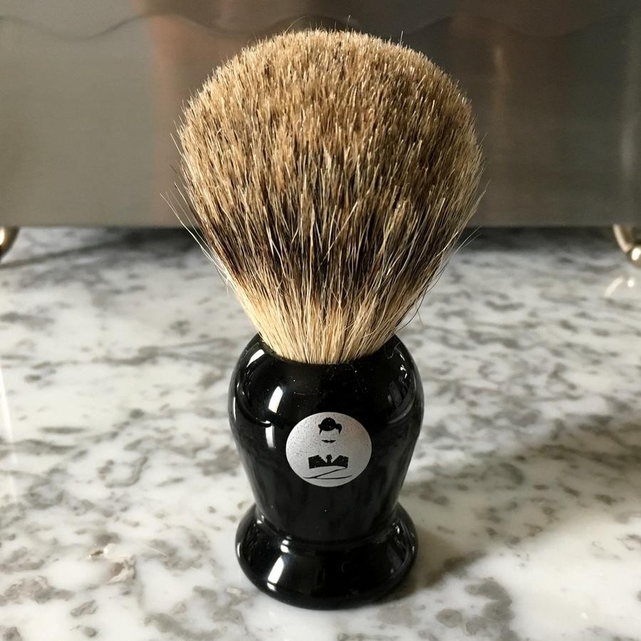 Monsieur Barbier blaireau