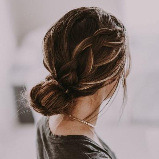 Coiffure a faire avec cheveux long