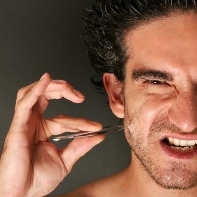 Eviter poils incarnés barbe