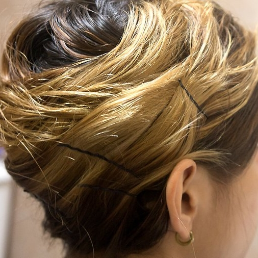 Lisser cheveux naturellement wet wrapping