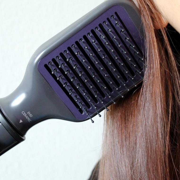 Nettoyer une brosse soufflante ou une brosse lissante