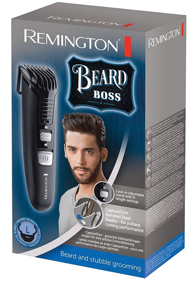Test de la Remington MB4120 Beard Boss