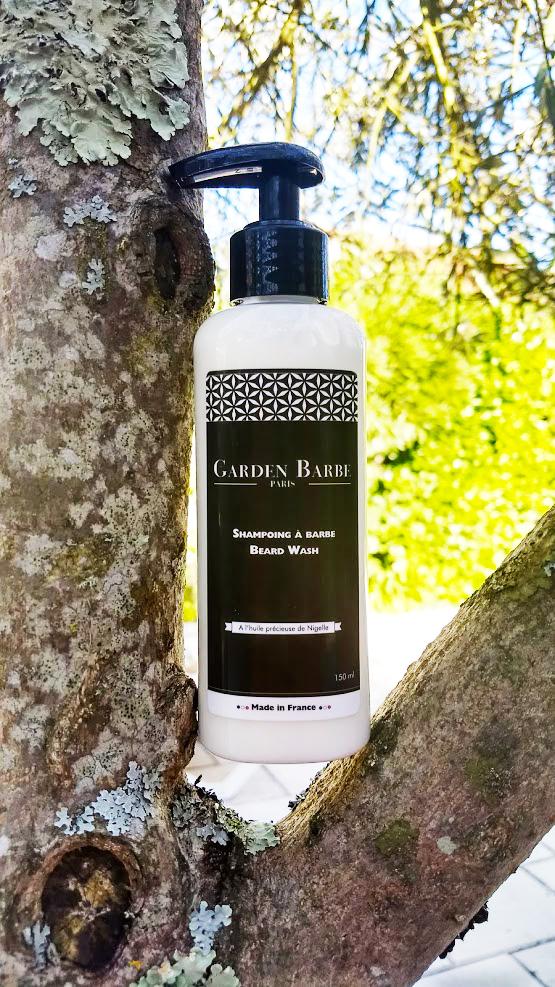 shampoing garden barbe