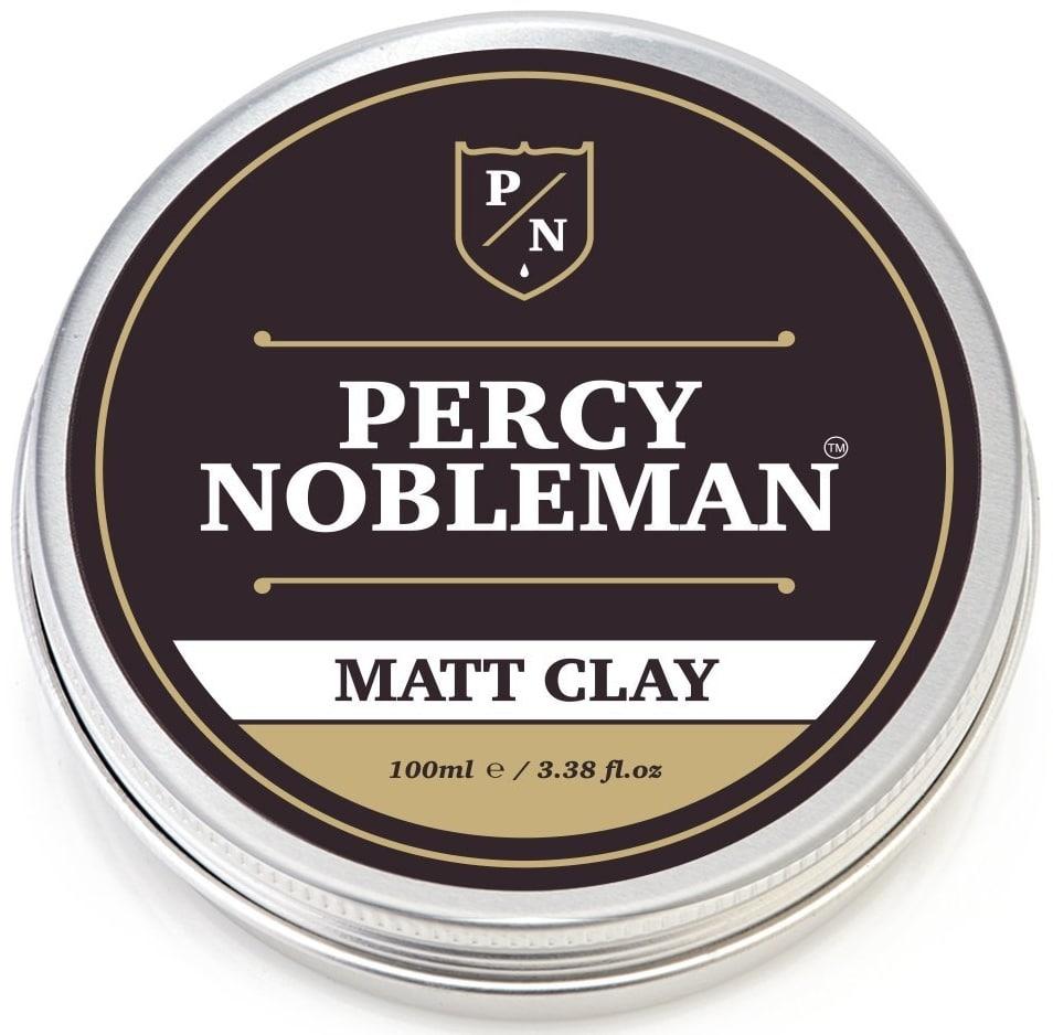 Cire à cheveux homme Matt Clay de Percy Nobleman
