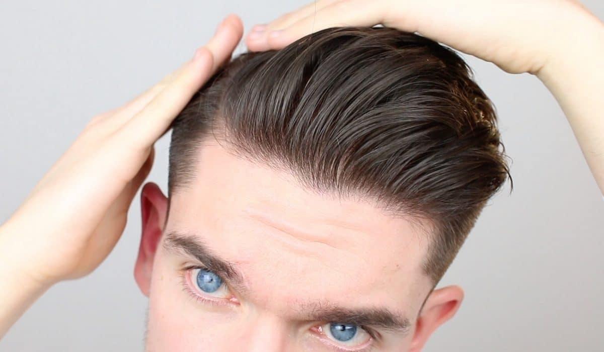 comment se coiffer avec de la cire