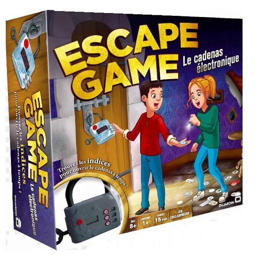 Jouet Noël Escape Game