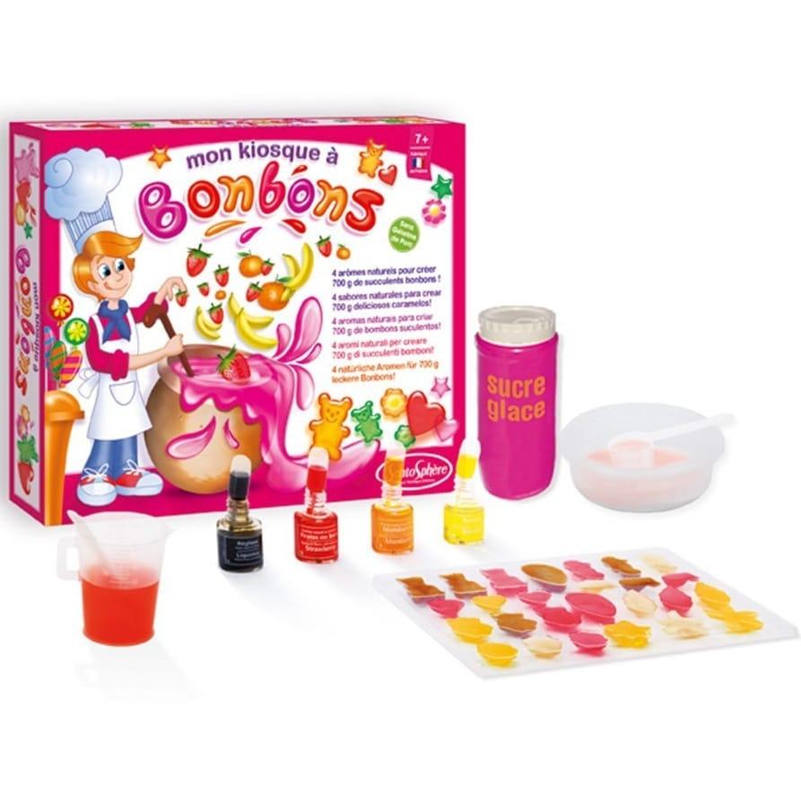 Jouet Noël Kiosque à bonbons Sentosphère