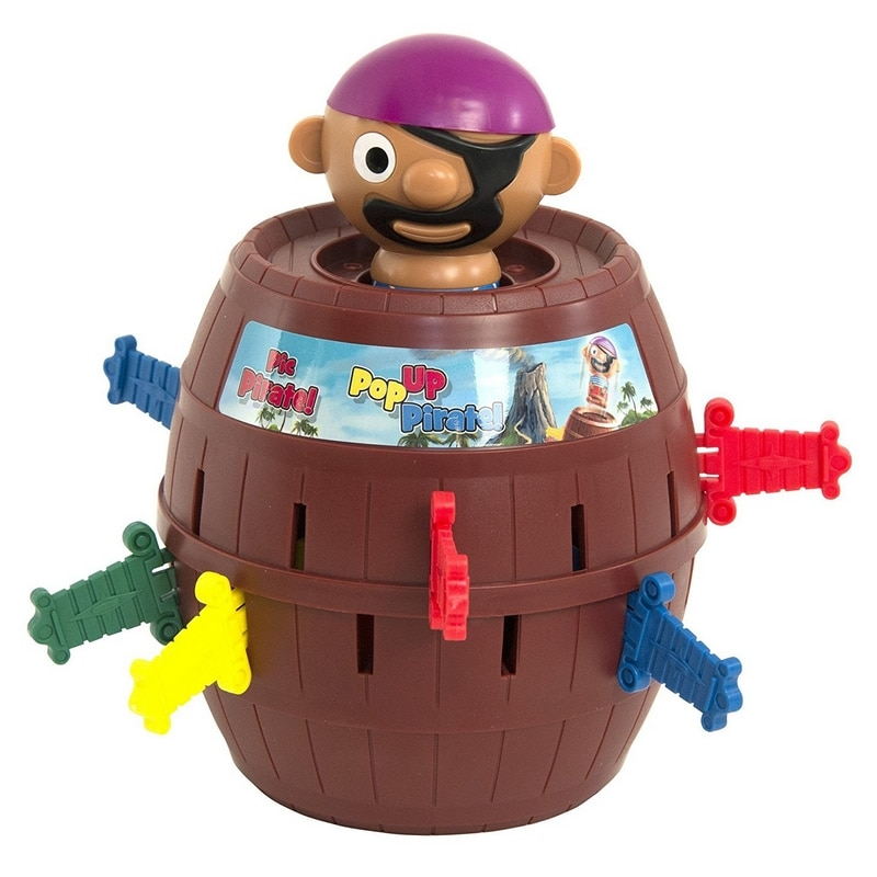 Jouet Noël Pic Pirate TOMY Games