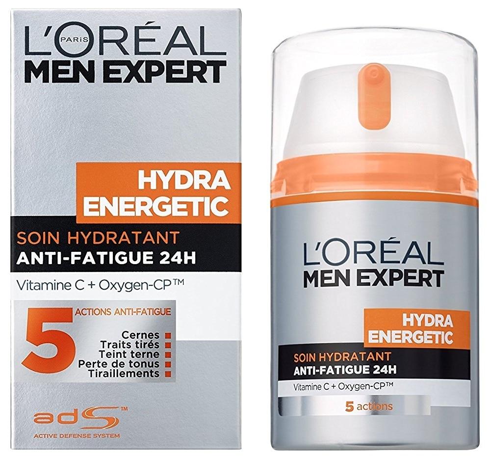 Anti cernes Hydra Energetic de L'Oréal Men Expert